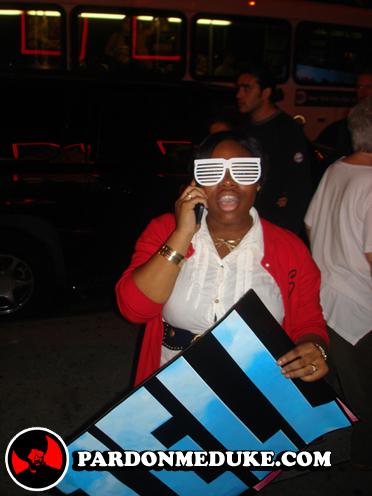Kanye @ Virgin Megastore