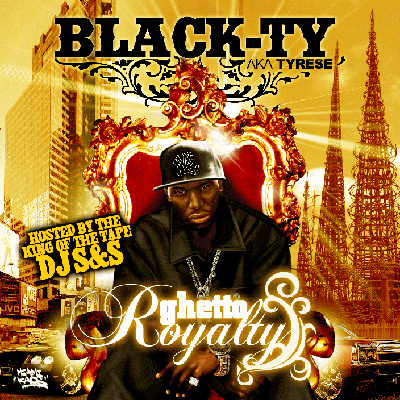 Black Ty Cover